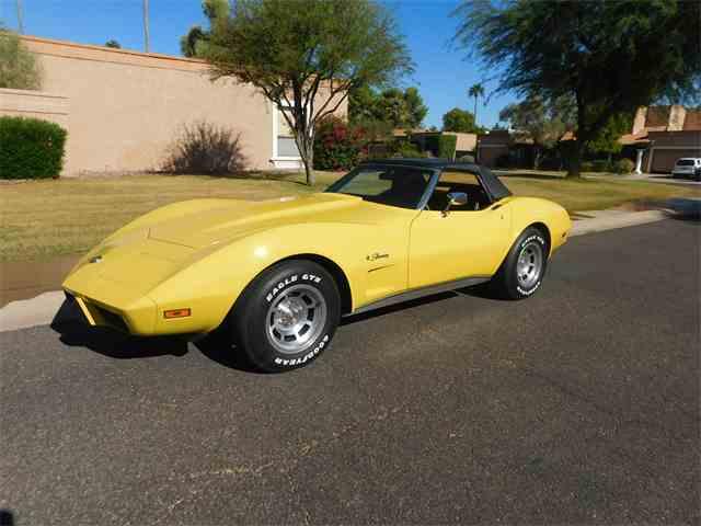 1975 Chevrolet Corvette | 1036863