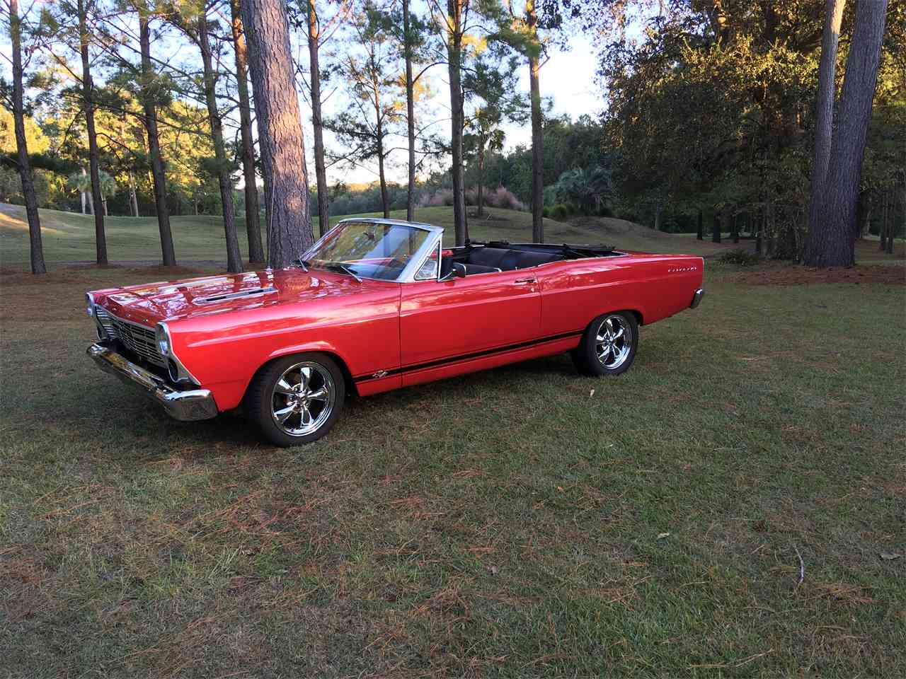 Picture Of 66 Fairlane 500 XL