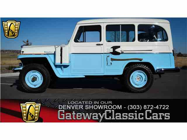 1956 Willys Jeep | 1036885