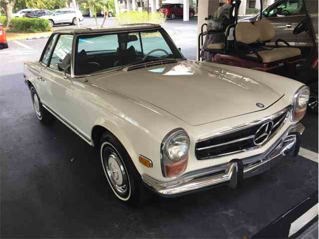 1971 Mercedes-benz 280SL Pagoda Top Roadster | 1036899