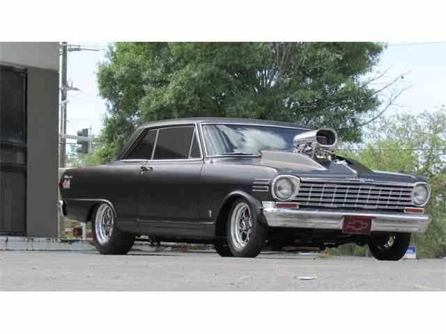 1962 Chevrolet Chevy II Nova Pro Street | 1036903