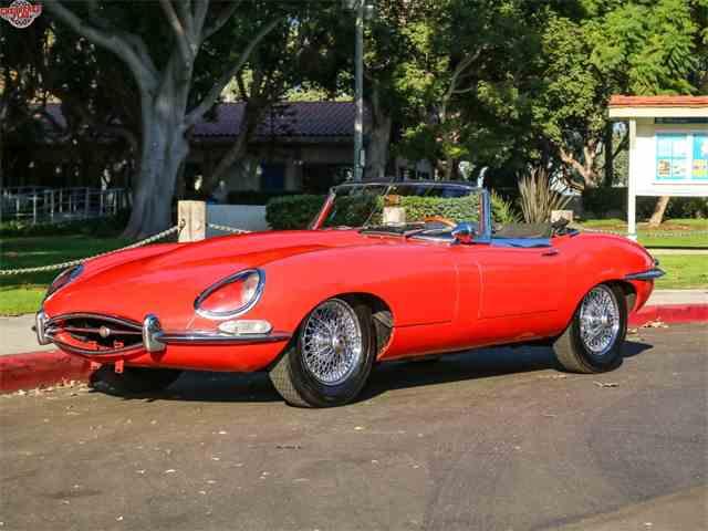 1967 Jaguar E-Type | 1036914