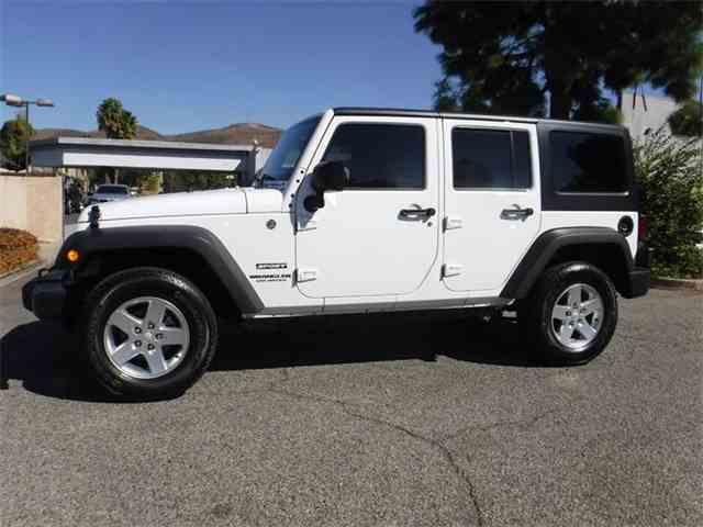 2015 Jeep Wrangler | 1036922