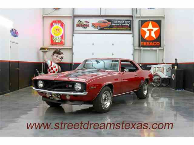 1969 Chevrolet Camaro | 1036928