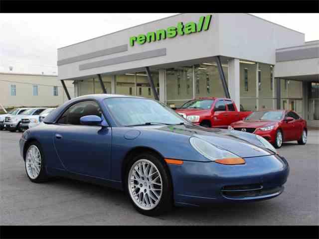 2000 Porsche 911 | 1036933