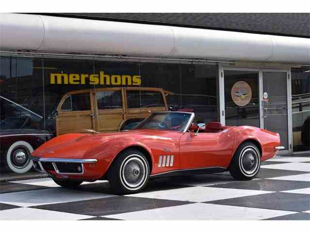 Picture of '69 Corvette - M83V