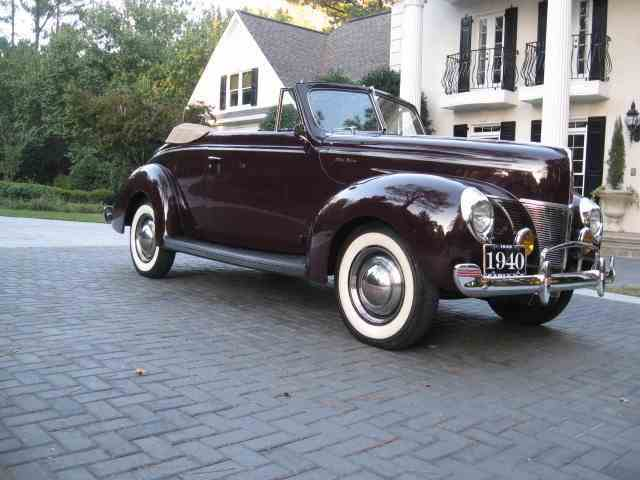 1940 Ford Deluxe | 1036969