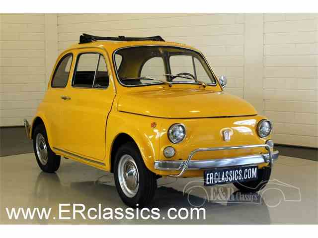 1971 Fiat 500L | 1036984