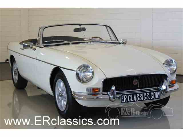 Picture of '70 MGB - M858