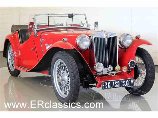 1948 MG TC   1036996