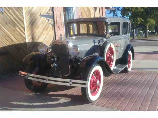 1930 Ford Model A   1030070