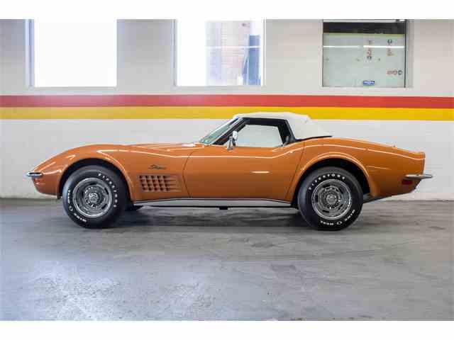 1972 Chevrolet Corvette | 1037002