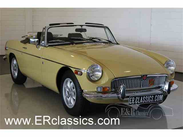 Picture of '72 MGB - M85N