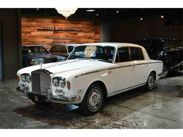 1973 Rolls-Royce Silver Shadow | 1030701