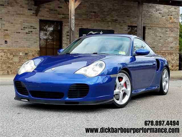 2003 Porsche 911 Carrera Turbo | 1037019