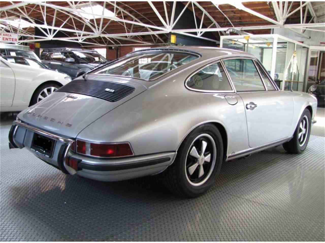 1972 porsche 911 for sale cc 1037024. Black Bedroom Furniture Sets. Home Design Ideas