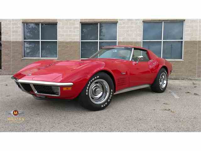 1971 Chevrolet Corvette | 1037025