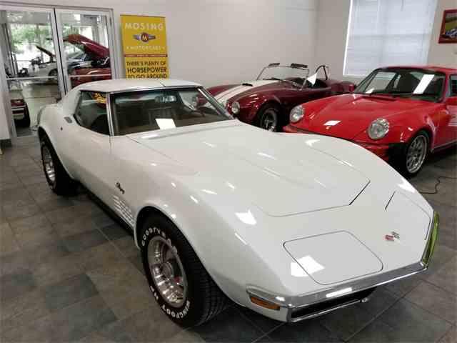 1971 Chevrolet Corvette | 1037031
