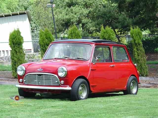 Picture of '66 Mini Cooper - M86H
