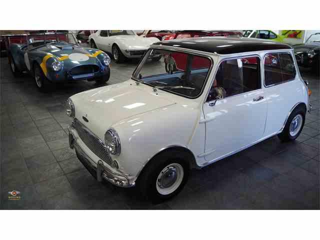 Picture of '67 Mini Cooper - M86I