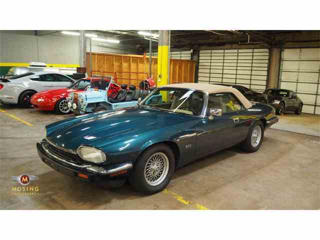 1993 Jaguar XJS | 1037040