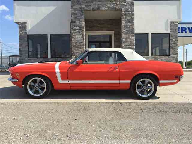 1970 Ford Mustang | 1037043