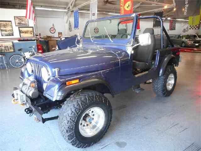 1978 Jeep CJ7 | 1037054