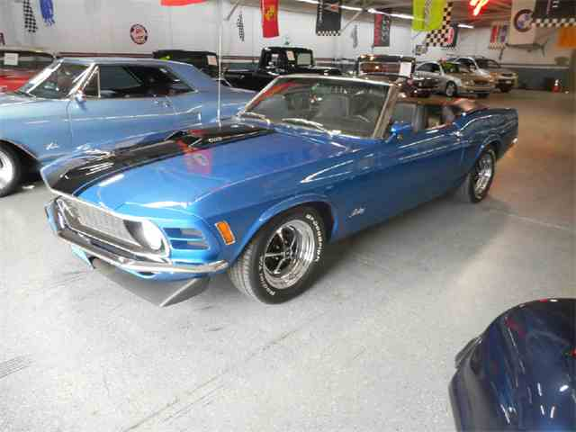 1970 Ford Mustang | 1037058