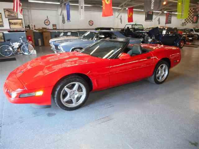 1996 Chevrolet Corvette | 1037059