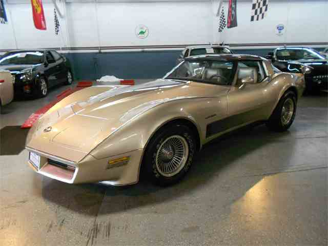 1982 Chevrolet Corvette | 1037065