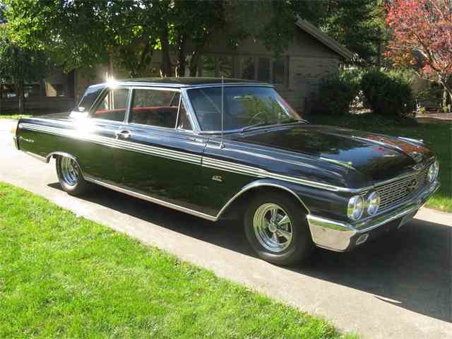 1962 Ford Galaxie 500 | 1037077