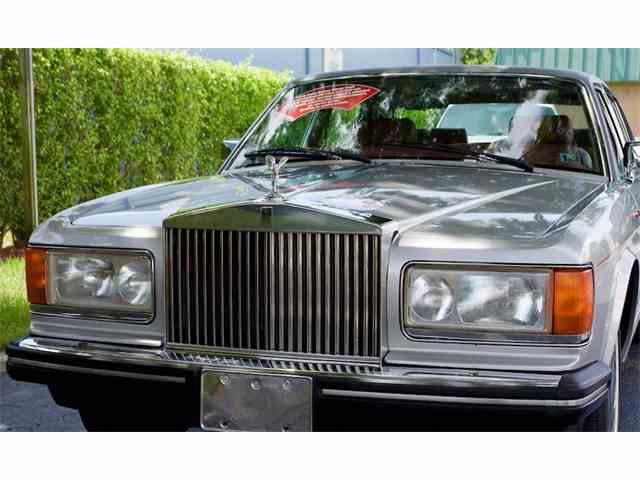 Picture of '86 Silver Spur - M883