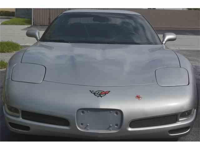 2003 Chevrolet Corvette Z06 | 1037101