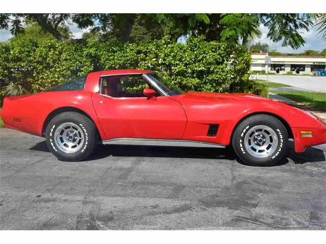 1981 Chevrolet Corvette | 1037111