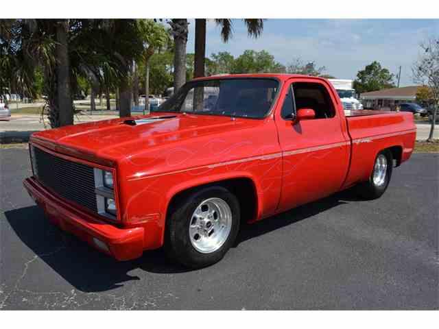 1981 Chevrolet K-10 | 1037113