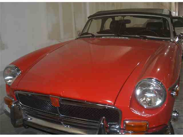 Picture of '73 MGB - M88Q