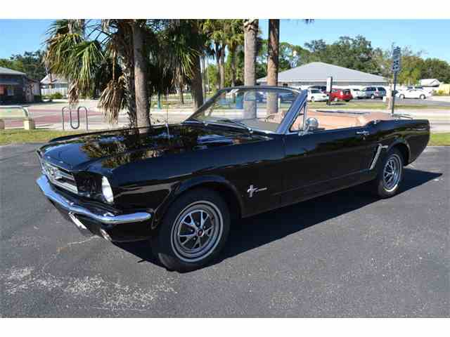 1965 Ford Mustang | 1037122