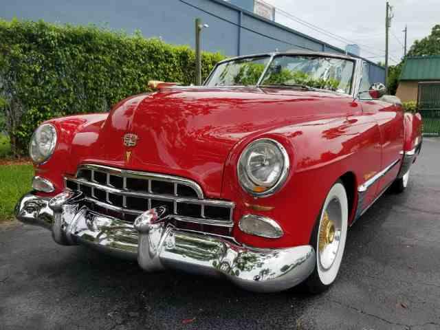 1948 Cadillac Convertible | 1037129