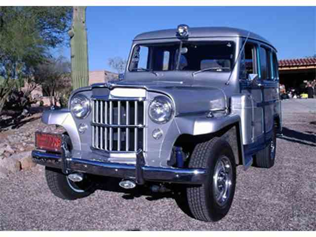 1955 Willys-Overland Jeepster | 1030714