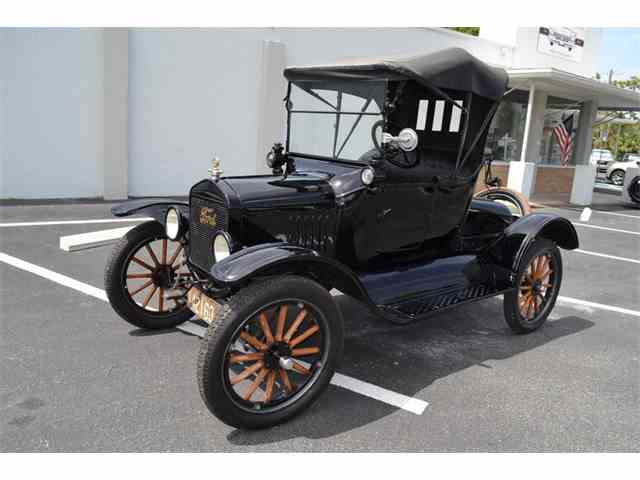 Picture of '23 Model T - M89L