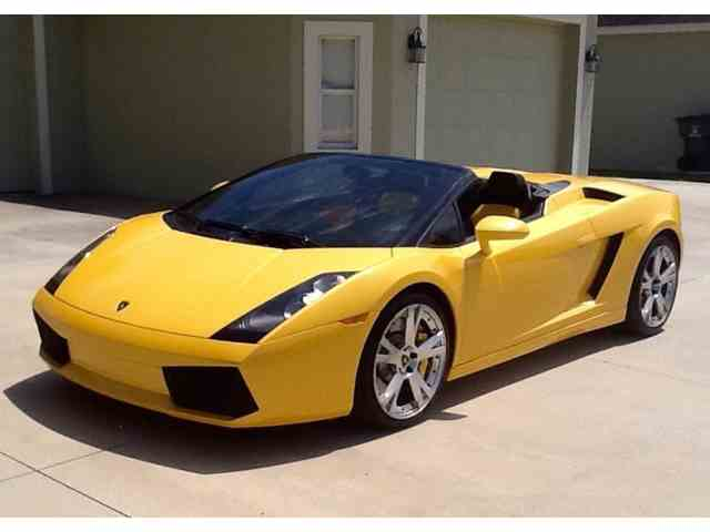 Picture of 2007 Lamborghini Gallardo located in Englewood Florida - $119,900.00 Offered by Velvet Hammer Motorcars - M89O