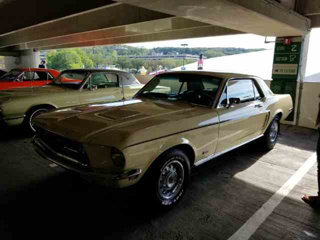 1968 Ford Mustang | 1037149
