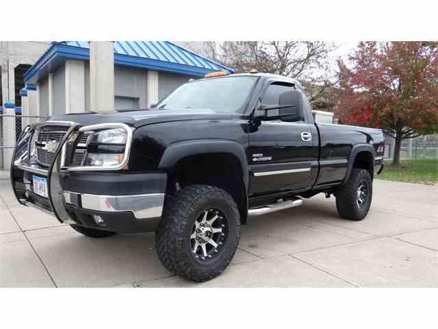 2007 Chevrolet Silverado | 1037164