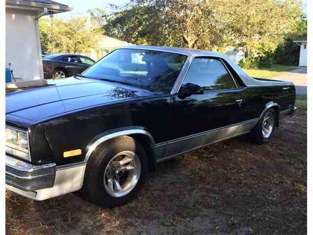 1987 Chevrolet El Camino | 1037168