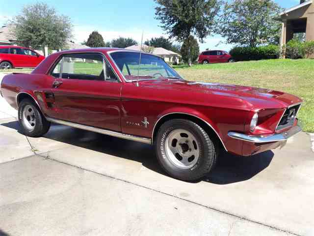 1967 Ford Mustang | 1037171