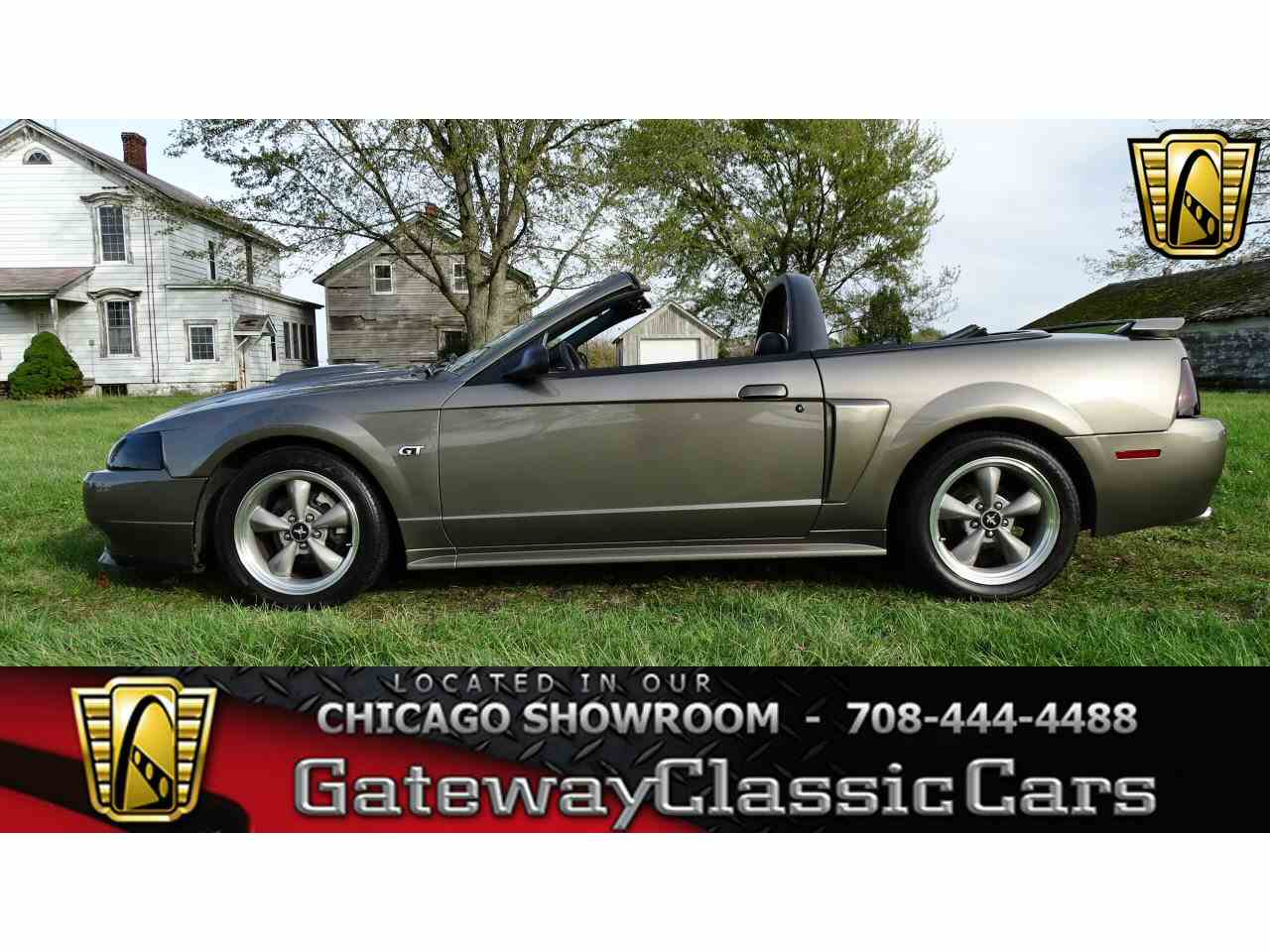 Large Picture of '02 Ford Mustang - $13,995.00 Offered by Gateway Classic Cars - Chicago - M8BA