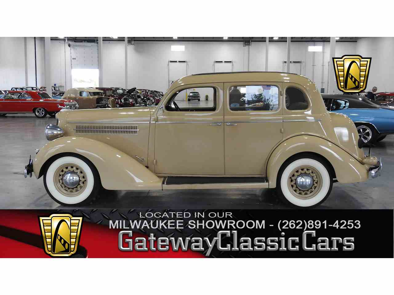1935 Dodge Touring for Sale - CC-1037214