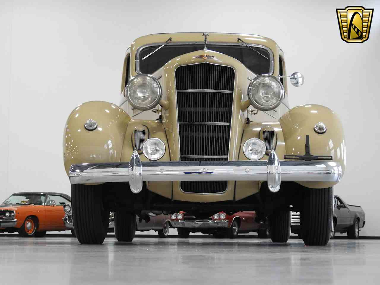 Large Picture of '35 Touring - M8BI