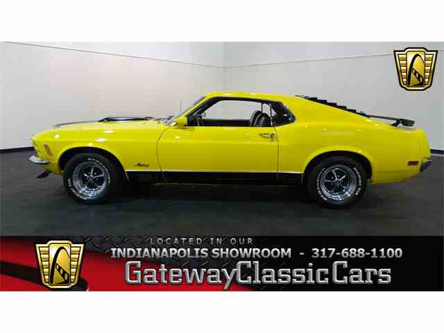 1970 Ford Mustang | 1037220