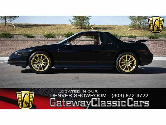 Picture of '86 Fiero - M8BW